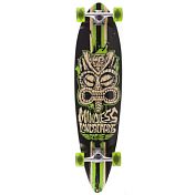 Лонгборд Mindless 2018 Tribal Rogue II 38 x 9,75 Black/Green