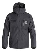 Куртка сноубордическаяОдежда сноубордическая<br>Мужская сноубордическая куртка Illusion Shell из новой коллекции Quiksilver. ХАРАКТЕРИСТИКИ: критические швы проклеены, сеточная вентиляция, капюшон с регулировкой, система прикрепления штанов к куртке, защита подбородка от натирания молнией из микрофибры. СОСТАВ: 100% полиэстер.<br><br><br>Характеристики:<br><br><br><br>Водостойкость: Dry Flight 10K<br><br>Подкладка: тафта<br><br>Крой: стандартный<br><br><br>Критические швы проклеены<br><br>Сеточная вентиляция<br><br>Капюшон с регулировкой<br><br>Система прикрепления штанов к куртке<br><br>Защита подбородка от натирания молнией из микрофибры<br><br>Медиакарман<br><br>Карман для маски<br><br>Фиксированная противоснежная юбка из синтетической тафты<br><br>Отстегивающаяся противоснежная юбка<br><br>Гейтеры из лайкры<br><br>Клипса для ключей<br><br>Подол с утяжкой<br><br>Коллекция Snow Modern Originals<br><br>