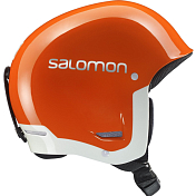 Зимний Шлем SALOMON 2019-20 Patrol Pro Orange Glossy