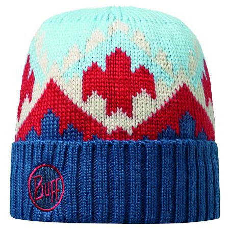 Купить Шапка BUFF KNITTED HATS GYBOL BLUE Банданы и шарфы Buff ® 1169491