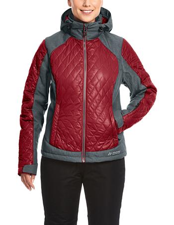 Купить Куртка горнолыжная MAIER 2017-18 Out2Ice W red dahlia, Одежда горнолыжная, 1347025