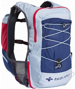 Рюкзак Raidlight 2021 Activ Vest 12L Red/Light Blue