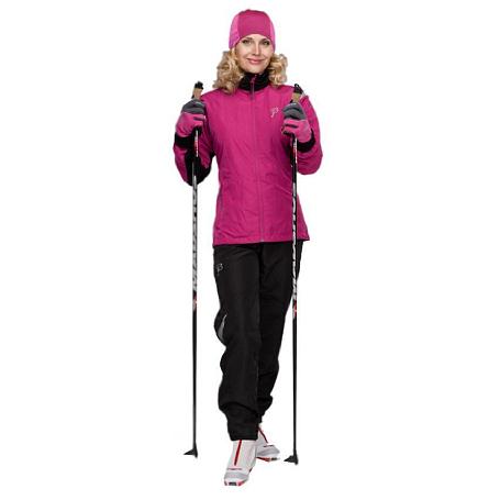 Купить Брюки беговые Bjorn Daehlie Pants FIGHTER Women (Black) черный Одежда лыжная 710000