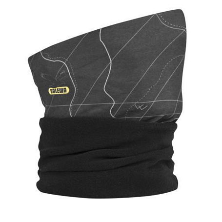 Бандана Salewa ICONO PL HEADBAND M mountain black