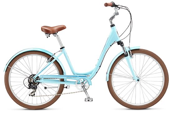 Велосипед SCHWINN STREAMLINER 1 WOMENS 2015 light blue