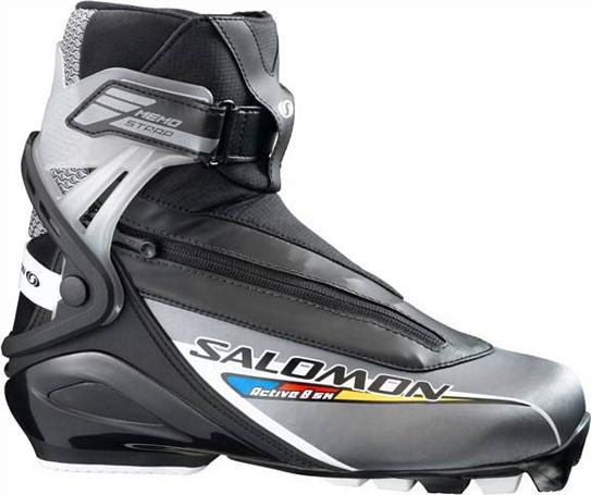Купить Лыжные ботинки SALOMON ACTIVE 8 SKATE 1295021
