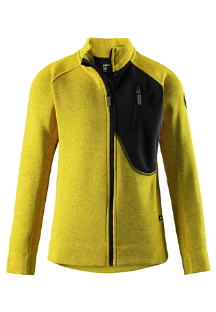 Купить Флис горнолыжный Reima 2017-18 Agosto Yellow Детская одежда 1358831