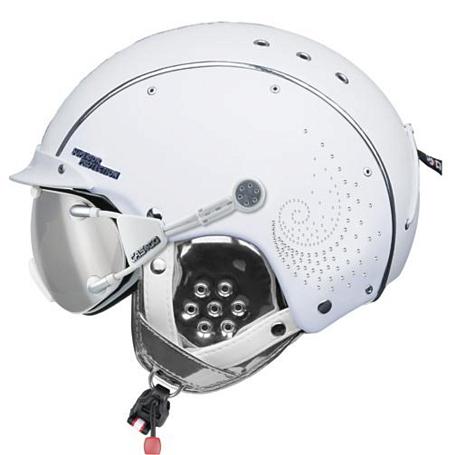 Купить Зимний Шлем Casco SP-3 Limited crystal white Шлемы для горных лыж/сноубордов 1046070