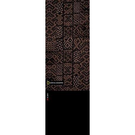 Купить Бандана BUFF TUBULAR POLAR N.GEOGRAPHIC KUNTA BLACK Банданы и шарфы Buff ® 722101