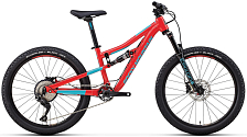Велосипед Rocky Mountain Reaper 24 2018 red/blue