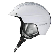 Зимний Шлем Casco Powder white matt