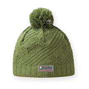 ШапкаГоловные уборы<br>Детская теплая шапка с большим помпоном. <br>Размер:KIDS UNI(48-56 см.)<br>Состав:45% шерсть, 55% акрил<br><br>Пол: Унисекс<br>Возраст: Детский<br>Вид: шапка