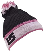 Шапка BURTON 2009-10 GIRLS GUILT FREE BEANIE BUBBLE GUM