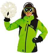 Куртка сноубордическая Picture Organic 2013-14 Camomille (leader2) jkt Green