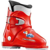 Горнолыжные ботинкиГорнoлыжные ботинки<br>Внешний ботинок:&amp;nbsp;&amp;nbsp;JR-Polyolefine,&amp;nbsp;&amp;nbsp;1 клипса с регулировкой и памятью,<br> Внутренний ботинок: термоформируемы<br><br>Пол: Унисекс<br>Возраст: Взрослый