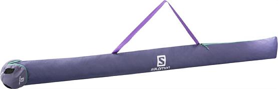 Купить Чехол для беговых лыж SALOMON 2014-15 NORDIC 1 PAIR 215 SKI PACK NS / Чехлы горных 1154061