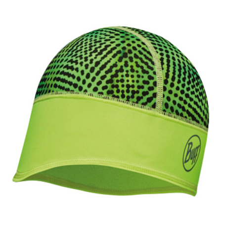 Купить Шапка BUFF TECH FLEECE HAT XYSTER YELLOW FLUOR Банданы и шарфы Buff ® 1228037