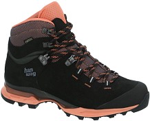 Ботинки Hanwag Tatra Light Lady GTX Black/Orink