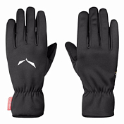 Перчатки горные Salewa 2018-19 SESVENNA WS FINGER GLOVES black out