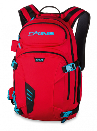 Купить Рюкзак для г.л. ботинок DAKINE 2014-15 Heli Pro DLX 20L THREEDEE, Рюкзаки фрирайда, 1143152