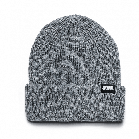 Шапка HOWL 2015-16 SLASH BEANIE HOWL HEATHER GRAY