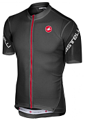 Джерси Castelli 2018 ENTRATA 3 JERSEY FZ light black