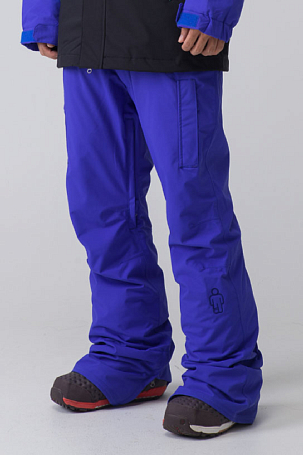 Купить Брюки сноубордические ROMP 2014-15 180 Slim Pant Royal Blue / Одежда сноубордическая 1154674