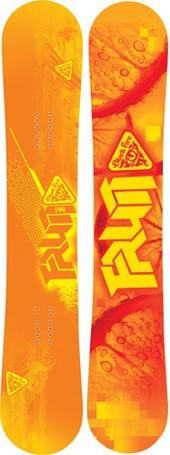 Купить Сноуборд Black Fire 2013-14 Fruit orange доски 917629