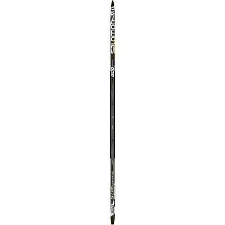 Купить Беговые лыжи SALOMON 2013-14 S-LAB SKATE WARM HARDT BLACK/WH, лыжи, 1007378