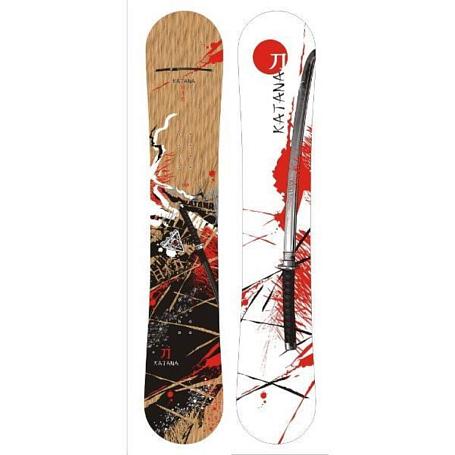 Купить Сноуборд Black Fire 2012-13 Katana доски 848800