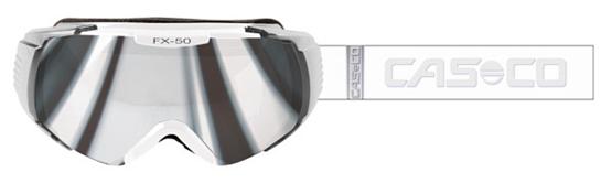 Купить Очки горнолыжные Casco FX-50 Carbonic white 881863
