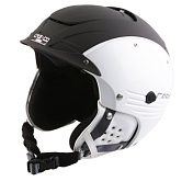 Зимний Шлем Casco 2017-18 SP-5 Competition white-black