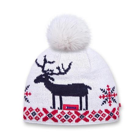 Купить Шапка Kama A51 off white, Головные уборы, шарфы, 1083664