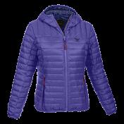 Куртка туристическая Salewa HIKING & TREKKING ALPINDONNA MARAIA DWN W HOOD JKT violet storm/1500