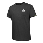 Футболка для активного отдыха Salewa 2017 FANES DRI-REL M S/S TEE black out