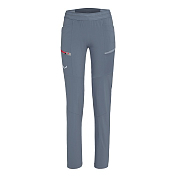Брюки для активного отдыха Salewa 2020 Pedroc Light Durastretch Women's Flint Stone/Ombre Blue
