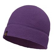 ШапкаАксессуары Buff ®<br>Теплая и мягкая шапка из Polartec Classic 100, которая поддерживает температуру тела и предотвращает потерю тепла, идеально подходит для зимних видов деятельности в условиях низкой и средней интенсивности, таких как скалолазание, треккинг или пеший туризм.<br><br>Особенности:<br><br>- 100% полиэстер<br>- вес: 35 г<br>- хорошая воздухопроницаемость и отведение влаги.