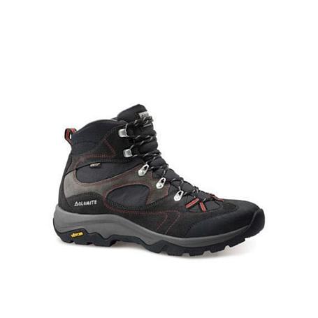 Купить Ботинки для треккинга (высокие) Dolomite Hiking KITE SU GTX GREY-RED Треккинговая обувь 1087876