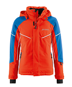 Куртка горнолыжная MAIER 2015-16 0616 Pavel fiery red