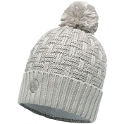 Шапка Buff KNITTED & POLAR HAT AIRON MINERAL GREY