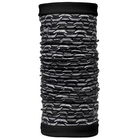 Купить Бандана BUFF REVERSIBLE POLAR STEELBLACK FLEECE Банданы и шарфы Buff ® 876197
