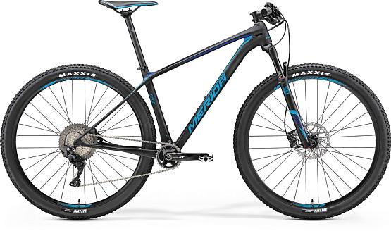 Купить Велосипед MERIDA Big.Nine 5000 2017 Matt UD - Blue, Колеса 29 , 1331152