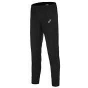 Брюки беговыеОдежда для бега и фитнеса<br>Спортивные мужские брюки Asics для бега.88% полиэстер / 12% спандекс Эластичный пояс Боковые молнии внизу брючин Светоотражающие элементы для повышения уровня безопасности передвижения в темное время суток<br><br>Пол: Мужской<br>Возраст: Взрослый<br>Вид: брюки
