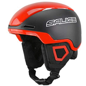 Зимний Шлем Salice 2018-19 EAGLEXL BLACK - RED