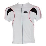 Веломайка BBB GirlComfort jersey s.s. white (BBW-106)