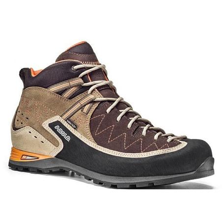 Купить Ботинки для альпинизма Asolo Alpine Jumla GV Coffee / Camel, Альпинистская обувь, 900316