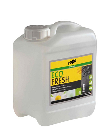 Пропитка TOKO BackShop Shoe Fresh 2500ml