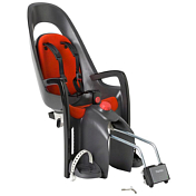 Детское велокресло Hamax 2021 Caress With Lockable Bracket Grey/Red