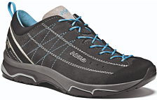 Ботинки Asolo Hiking Nucleon  GV Graphite/Silver/Cyan Blue