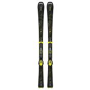 Горные Лыжи с Креплениями Head 2016-17 Super Joy Slr + Joy 11 Slr Black/neon Yellow